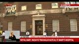 22/07/2013 - Royal Baby, iniziato travaglio Kate al St. Mary's Hospital