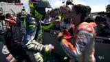 22/07/2013 - MotoGp Usa: primo Marquez, terzo posto per Valentino Rossi