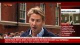 23/07/2013 - Royal Baby, Londra in festa. Attesa per il nome