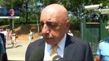 24/07/2013 - Galliani: razzismo ignobile, ma non si può uscire dal campo