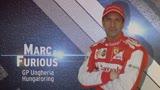 26/07/2013 - Marc & Furious, Gp Ungheria: in pista con il simulatore