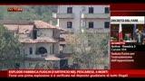26/07/2013 - Esplosione Pescara, riprese le operazioni di bonifica