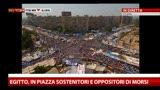26/07/2013 - Egitto, in piazza sostenitori e oppositori di Morsi