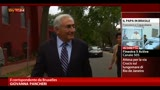 26/07/2013 - Strauss-Kahn, rinvio giudizio per sfruttamento prostituzione