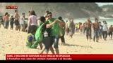 28/07/2013 - Gmg, 2 milioni di giovani alla veglia in spiaggia