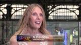 Sky 10 Anni: abbonata donna viaggiatrice