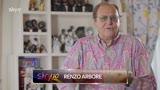 Sky 10 Anni: Renzo Arbore