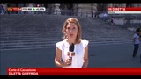 30/07/2013 - Processo Mediaset, oggi l'udienza in Cassazione