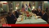 30/07/2013 - Washington, primi colloqui diretti tra Israele e Palestina
