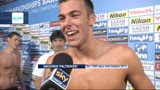 30/07/2013 - Nuoto, Paltrinieri conquista la finale negli 800 stile