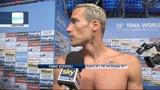 30/07/2013 - Nuoto: Scozzoli eliminato nella batteria dei 50 rana