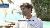 """31/07/2013 - Fognini: """"Grande momento, due vittorie meritate"""""""