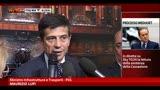 31/07/2013 - Lupi: dopo la sentenza ogni partito deciderà