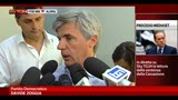 31/07/2013 - Mediaset, Zoggia: ci auguriamo senso di responsabilità PDL