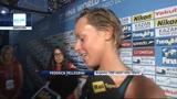 """31/07/2013 - Gioia Pellegrini: """"Che sorpresa, non avevo aspettative"""""""