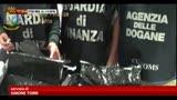 01/08/2013 - Sequestrati 65 chili di cocaina allo scalo di Fiumicino