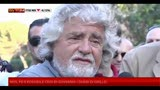 05/08/2013 - M5S, PD e possibile crisi di governo: i dubbi di Grillo