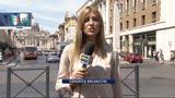 13/08/2013 - I giocatori di Italia e Argentina in udienza dal Papa