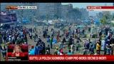 14/08/2013 - Egitto, manifestazioni e scontri in quasi tutto il paese