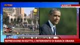 15/08/2013 - Obama: Usa non possono determinare futuro Egitto