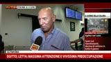 16/08/2013 - Egitto, testimonianze di chi ritorna da Il Cairo