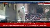 17/08/2013 - Egitto, esercito entra in moschea Al Fatah: nessuno scontro