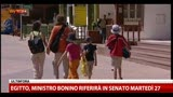 17/08/2013 - Egitto, italiani in fuga dal Paese