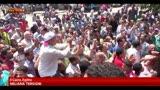 17/08/2013 - Egitto, dimostranti barricati, evacuata Moschea Al Fatah