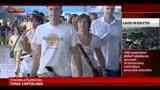 """18/08/2013 - Egitto, italiani rientrati: """"Non abbiamo avuto paura"""""""