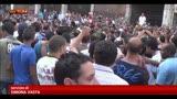 18/08/2013 - Egitto,sostenitori Morsi marciano verso Corte Costituzionale