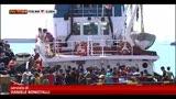 Sicilia, oltre 300 migranti sbarcati nelle ultime ore