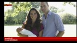 20/08/2013 - Royal Baby, prime foto del principino George Alexander Louis