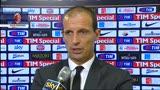 """25/08/2013 - Allegri striglia il Milan: """"Una squadra senza cattiveria"""""""