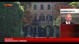 26/08/2013 - Governo in bilico, tensione alta tra PD e PDL