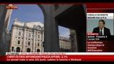 26/08/2013 - I venti di crisi affondano Piazza Affari, -2,1%