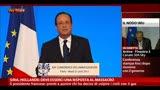 27/08/2013 - Siria, Hollande: deve esserci una risposta al massacro