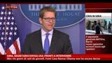 27/08/2013 - Siria, Cameron: azione mirata non vuol dire guerra