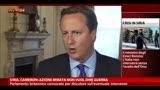 28/08/2013 - Siria, Londra e Parigi stessa linea: pronta opzione militare
