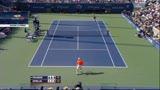28/08/2013 - Us Open, Federer non stecca