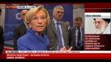 28/08/2013 - Siria, Bonino: partecipazione Italia non automatica con Onu