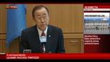 28/08/2013 - Siria, l'Onu chiede tempo per gli ispettori