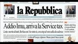 29/08/2013 - Rassegna stampa nazionale (29.08.2013)