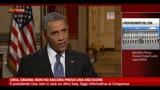 29/08/2013 - Siria, Obama: non ho ancora preso una decisione