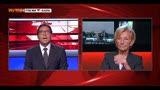 30/08/2013 - Siria, Bonino: con attacco, timore di conflitto mondiale