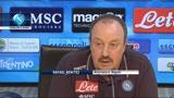 """30/08/2013 - Benitez: """"L'unico problema di Higuain è la barba"""""""