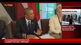 30/08/2013 - Siria, telefonata tra Obama, Hollande e Cameron