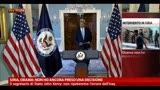 31/08/2013 - Siria, Obama: non ho ancora preso una decisione