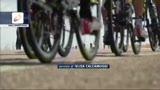 31/08/2013 - Vuelta, Gilbert beffato da Stybar al fotofinish