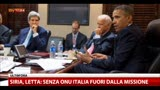 31/08/2013 - Siria, attesa la decisione degli Usa su intervento militare