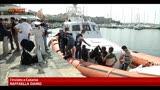 31/08/2013 - Immigrazione, continuano gli sbarchi in Sicilia e Calabria